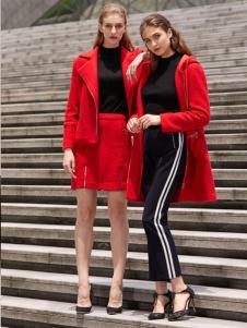 2018迪奥女装红色外套