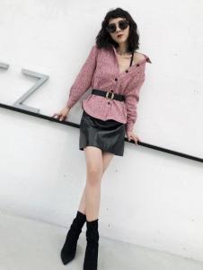 2018艾米秋新款衬衫