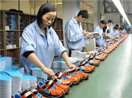 台商正转移运动鞋生产基地,弃大陆奔印度