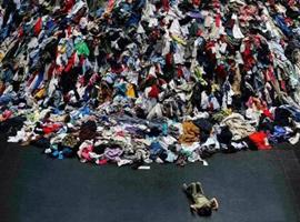 """跟上新时代的""""快""""节奏 让废旧纺织品回收动起来"""