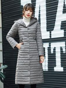 阿莱贝琳冬装样品