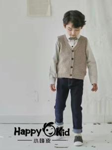 小嗨皮童装男童休闲套装