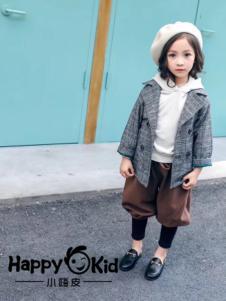 小嗨皮童装女童韩版套装