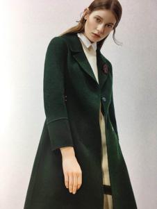 阿莱贝琳女士大衣