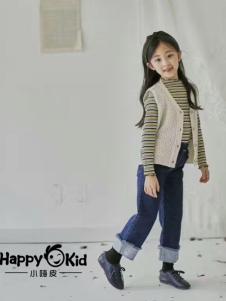 小嗨皮童装女童时尚两件套