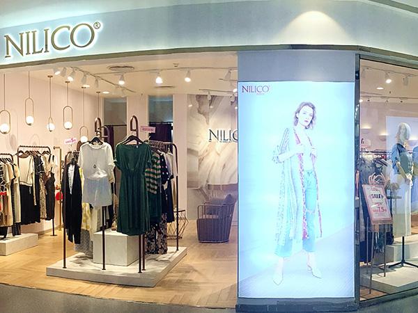 NILICO店铺展示