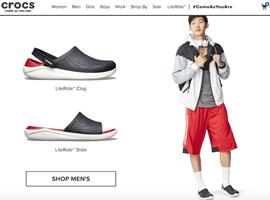 美国休闲鞋品牌Crocs生产全面外包 着力电商业务