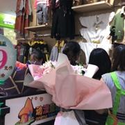 热烈祝贺动漫童话启东店开业当天业绩超7000元
