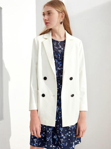 布莎卡女士外套