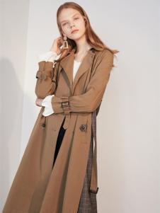 布莎卡新款大衣