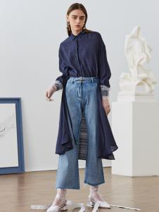 美酷思微喇叭牛仔裤
