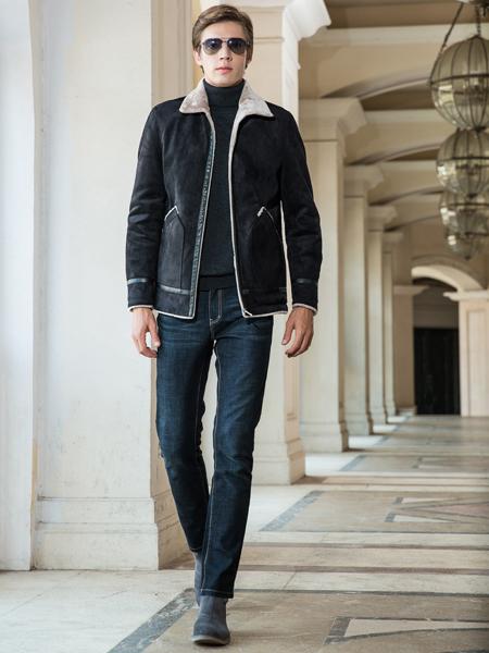 2018袋鼠男装秋冬新款外套