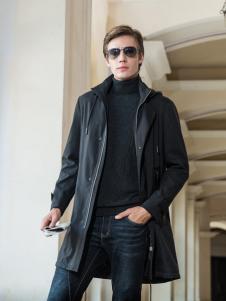 2018袋鼠男装时尚外套
