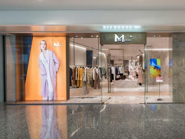 M+女装店