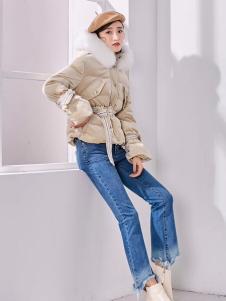 M+女装冬装外套