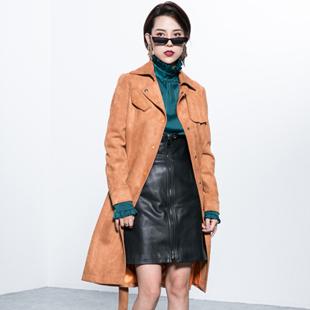 加盟联营合作就选Ms.Leyna原创设计师女装!