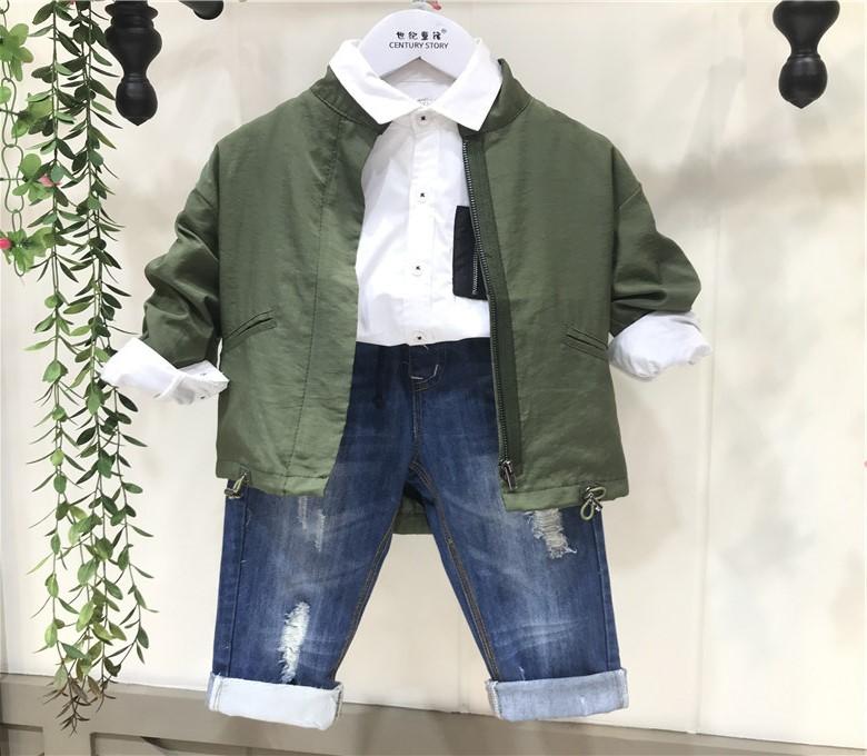 品牌折扣安斯艾尔童装厂家一手货源供应