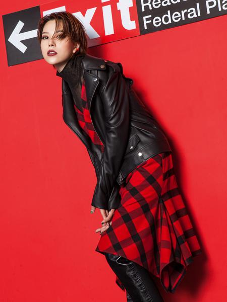 Ms.Leyna原创设计师女装18大片