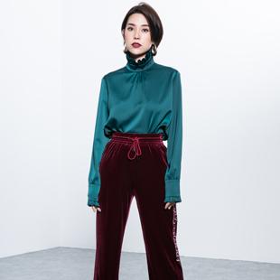 Ms.Leyna原创设计师女装全国火爆招商!