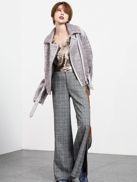 Ms.Leyna女装2018短款外套