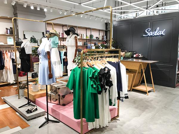 莎斯莱思女装品牌店