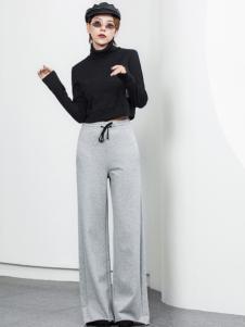 Ms.Leyna女装2018知性时装裤