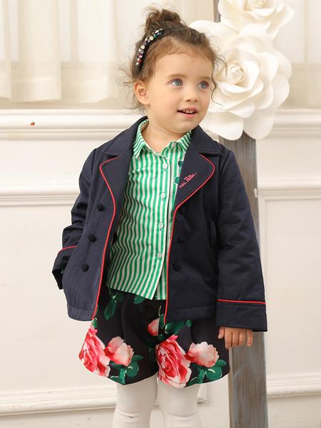 芙丽芙丽follifollie女童外套