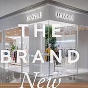 上海静安嘉里中心DAZZLE美学概念店重装开业!