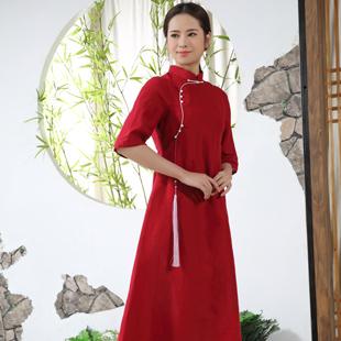 木棉道中国风女装诚邀您的加盟