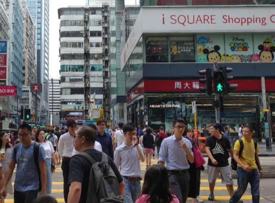 香港零售业7月增幅大幅放缓 服装销售降至3.4%