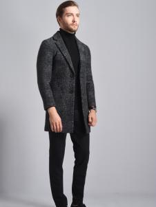 2018恩咖男装西服外套