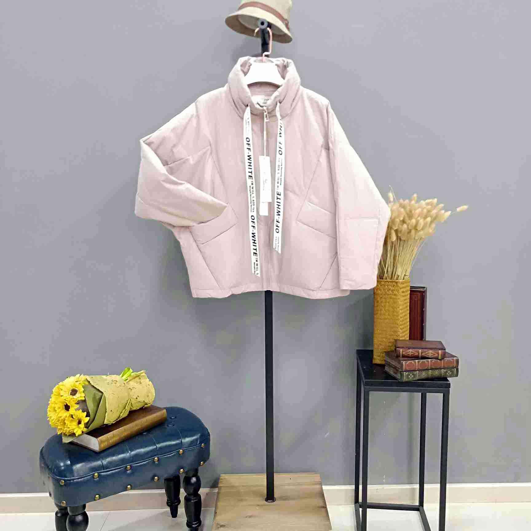 大山品牌折扣女装羽绒服供应