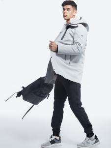 camel active男装18白色夹克
