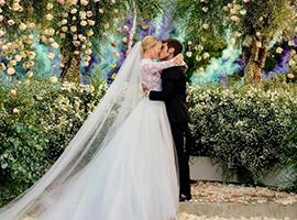 """""""宇宙博主""""Chiara Ferragni结婚了 从婚纱看Dior的新动作"""