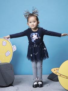 米拉熊童装女裙