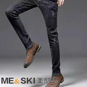 美酷思牛仔品牌:牛仔裤才是男士初秋必备款