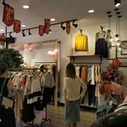 热烈祝贺左韩女装中山南头店盛大开业!