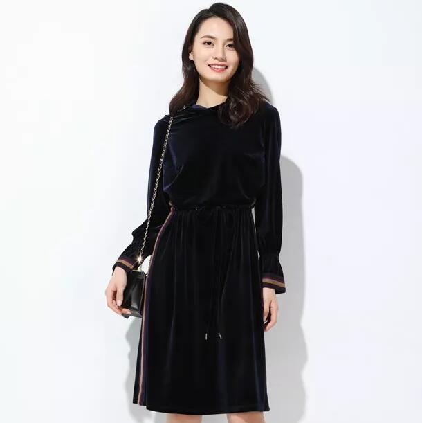 【玳莎独丽女人】秋天穿连衣裙 怎么穿才好看