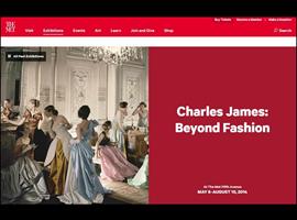被誉为美国首位高定设计师 Charles James同名品牌出售