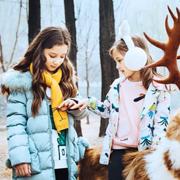 嘉曼服饰旗下三个童装品牌亮相CHIC