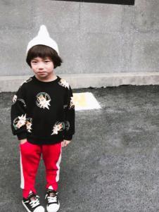 动漫童话秋冬新款卫衣