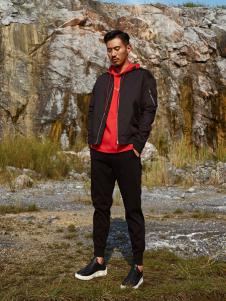 99cm秋冬新款红色卫衣