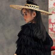 潮牌JOJO童装高端定制 《风起敦煌》通往文创时尚之路