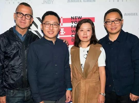 天猫捧红李宁后,又有20个华人品牌集体亮相纽约时装周!