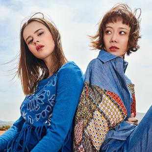 特色民族古典文艺风情女装加盟 就选印巴文化女装!