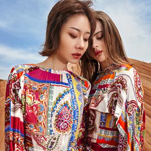 特色民族風印巴文化女裝誠邀集成、專賣、代理買斷或聯營合作!
