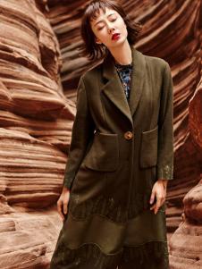 2018印巴文化女装 大衣