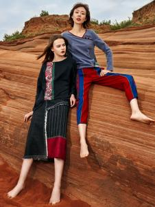 2018印巴文化女装复古连衣裙