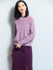 2018优衣美女装时尚毛衣