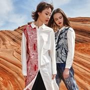 印巴文化女装 秋日穿衣色彩哲学